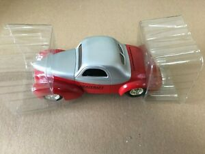 1941 Willy's Coupe Street Rod Diecast Replica Coin Bank Crown Premiums