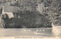 BAULME-la-ROCHE - Source de la Douix (Côte d'Or)