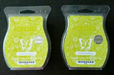 """TWO Scentsy Wax Melt Bars """"Spring Has Sprung"""". NEW"""