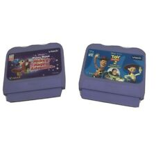 Vtech V Smile Game Cartridge  Toy Story 2 And Mickey Magical Adventure
