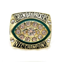 1997 Green Bay Packers NFL Championship rings