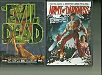 The Evil Dead and Army Of Darkness Screw head Edition DVD