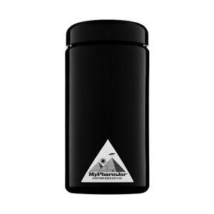 Mypharmjar Glass Storage Jar 500ml - MIron Biophotonic UV Science Glass Jar