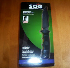 SOG SEAL PUP KNIFE Includes Sheath Outdoorsman Survival Hunting NEW IN PACKAGE