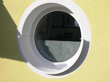 Rundfenster mit Rundfensterbank  80cm