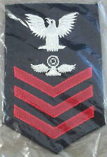 US Navy Air Traffic Controller Female Poly-Wool Rate E-6 Petty Officer 1st Class