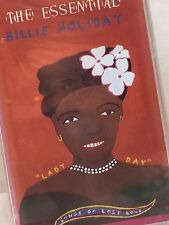 BILLIE HOLIDAY: THE ESSENTIAL, SONGS OF LOST LOVE (Cassette, Verve) NEW SEALED!!