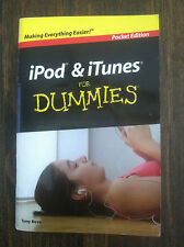 iPod & iTunes For Dummies store#3434