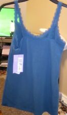 Marks and Spencer teal womens Strappy top vest size 6