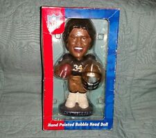 COLLECTIBLE NFL HAND PAINTED BOBBLE HEAD DOLL - RICKY WILLIAMS - USED in Box