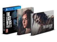 THE LAST OF US 2 PARTE II PS4 EDICION ESPECIAL FISICO NUEVO CASTELLANO ESPAÑOL
