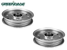 """(2) PACK MTD 38"""" 42"""" 46""""  54"""" DECK TRACTOR IDLER PULLEY 756-04129 956-04129"""