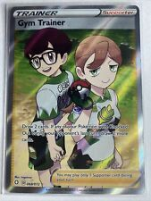 New listing Gym Trainer 068/072 Shining Fates NM Full Art Ultra Rare Pokemon Card