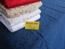 Tovaglia  Antimacchia In Tinta Unita 100%Idrorepellente Tutte Le Misure e Colori