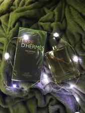 PERFUMEHermes TERRE D'HERMES Parfume Spray for Men. Condition is New.100ML 3.3F