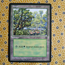 Forest Arena Magic the Gathering Terrain promo 1996