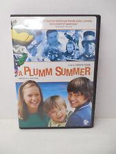 Plumm Summer DVD Family Movie Chris Massoglia Debut Henry Winkler Billy Baldwin