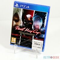 Jeu Devil May Cry HD Collection [VF] sur PlayStation 4 / PS4 NEUF sous Blister