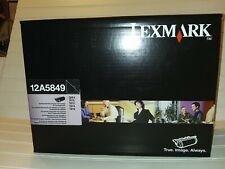 12A5849 LEXMARK OPTRA T610 RP PRINT CART LABEL APPS 25K