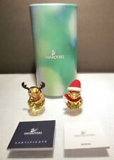 *New* Swarovski Crystal Lovlots Happy Ducks Reindeer Duck (2013)5004497 1 13/16""