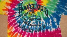 VTG 90s Tie Dye VW Hippie Bus T-Shirt Volkswagen Microbus Grateful Dead Style Lg