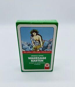 Original Kipper Wahrsage Karten ASS Wahrsagekarten