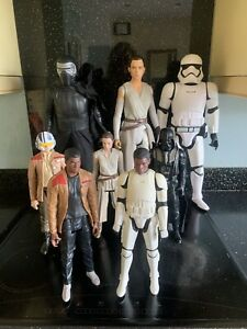 Star Wars Collection Large 18 Inch Jakks Pacific Action Figures & Others