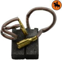 NUOVO Spazzole di Carbone BLACK & DECKER P8016C martello - 6x8x18mm