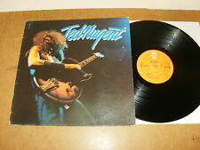 TED NUGENT : SELF TITLED - HOLLAND LP 1975 - EPIC EPC 69198 - HARD ROCK