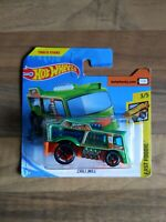 Hot Wheels 2020 Chill Mill 18/250 HW Fast Foodie *3/5 Green and Orange