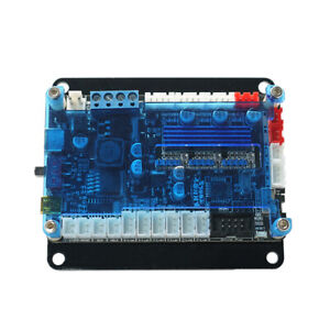 GRBL 1.1 USB Port CNC Engraving Machine Control Board, 3 Axis Integrated Drive