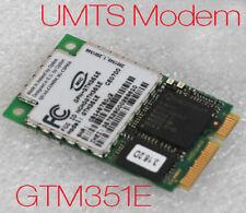 UMTS GPRS MODEM KABELLOS NETWORK GTM351 FOR PANASONIC CF 18 CF 18 NEWWARE OVP