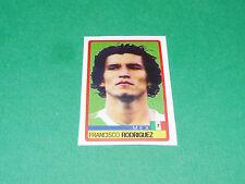 N°126 FRANCISCO RODRIGUEZ MEXICO MEXIQUE PANINI FOOTBALL COPA AMERICA 2007