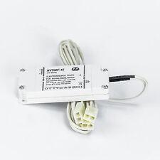 TRAFO 60VA elektronischer Halogen Transformator 10 - 60W mit 3er Kabelbaum