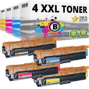 4x TONER kompatibel BROTHER DCP-9022CDW HL3142CW HL3152CDW HL3172CDW MFC-9142CDN