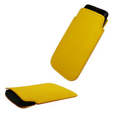 Powerbank External Battery Portable Power Protective Sleeve Cover, Yellow