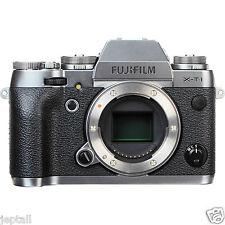 "Fujifilm X-T1 XT1 Body 3"" Graphite Silver Edition DSLR Digital Camera Jeptall"