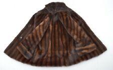 102) Murmel Pelzjacke Pelzmantel Pelz ähnlich wie Nerz - marmot fur Jacket
