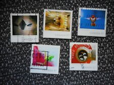 COMPLETE SET USED CANADA #2389-93