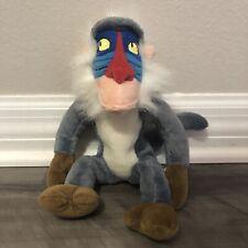 Walt Disney World Rafiki Lion King Plush Doll