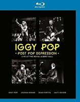 Iggy Pop: Post Pop Depression - Live At The Royal Albert Hall [Blu-ray] [DVD]
