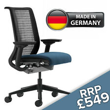 SteelCase Think Office Chair - Ergonomic Orthopaedic Adjustable Gaming £RRP 549
