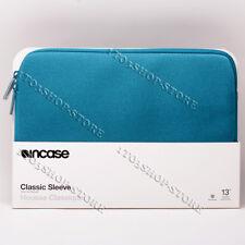 "Incase Classic Sleeve MacBook Pro Retina 13"" Soft Pouch Case Deep Marine Blue"