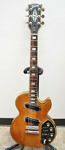 1970's Vintage Gibson Les Paul Recording Electric Guitar with Hard Case