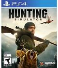 Hunting Simulator - Sony PS4 - New & Sealed