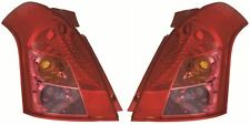 Suzuki Swift 2008-2010 Amber Indicator Rear Tail Light Lamp Pair Left & Right