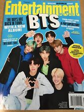 BTS K POP SUPERSTARS SPECIAL EDITION PREVIEW ENTERTAINMENT WEEKLY APRIL 2019