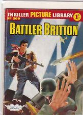 More details for thriller picture library  # 369   battler britton