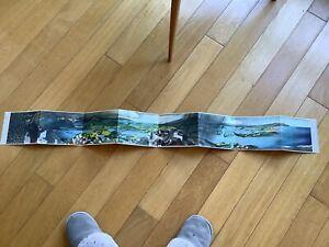 Petit Panorama du Père CASTOR alexandra EXTER Le Fleuve Enfantina 1953