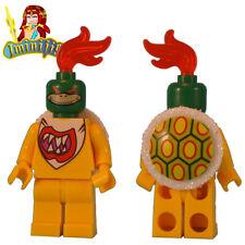 Custom Print LEGO Minifigure Super Mario Character Bowser Jr